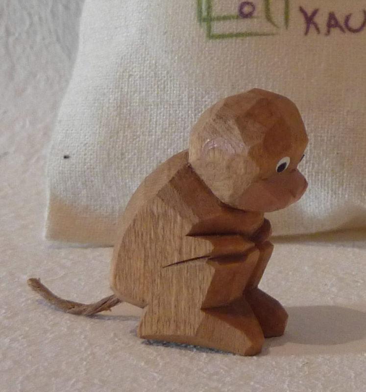 Affenbaby von Lotte Sievers-Hahn