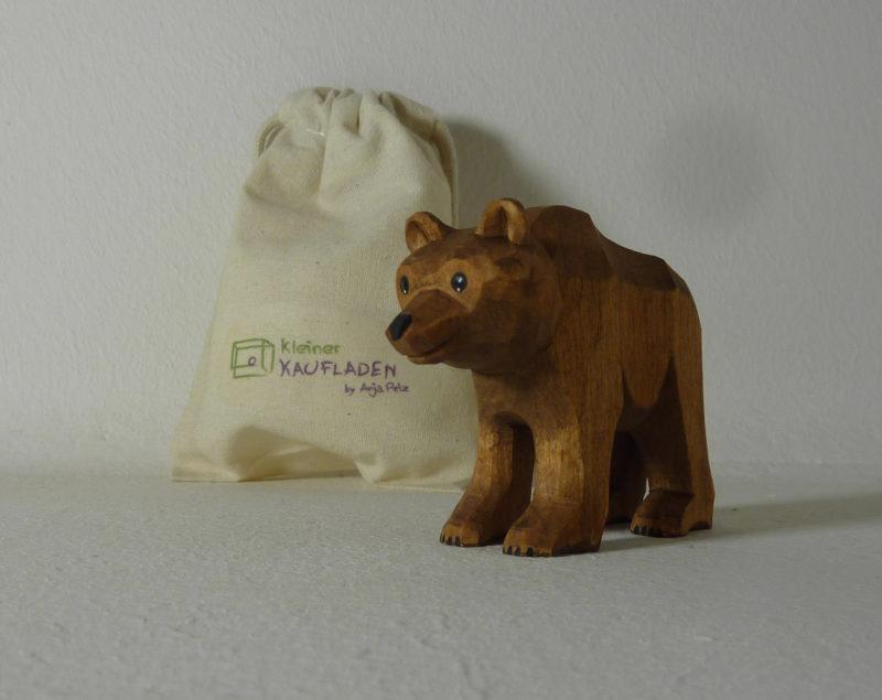 Bär groß 5,5 cm von Lotte Sievers-Hahn