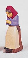 betende Frau stehend