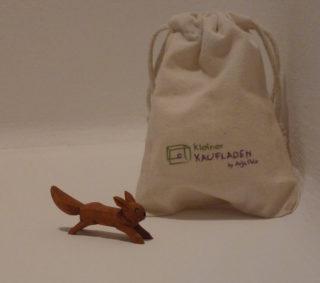 Eichhörnchen laufend von Lotte Sievers-Hahn