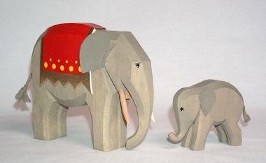 Elefant von Lotte Sievers-Hahn