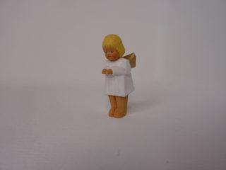 Engel neugierig blond von Lotte Sievers-Hahn