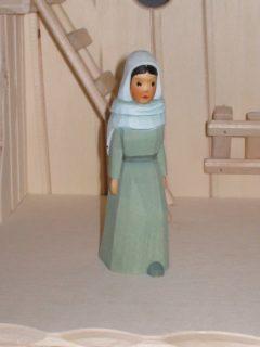 Fatima stehend mint von Lotte Sievers-Hahn