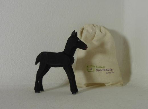 Fohlen schwarz von Lotte Sievers-Hahn