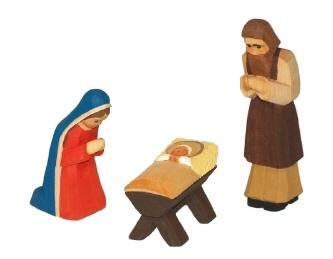 Heilige Familie Set 1