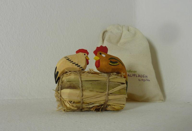 Hähnchen und Hühnchen