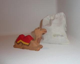 Kamel liegend von Lotte Sievers-Hahn
