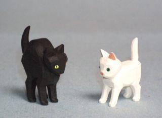 Katzen von Lotte Sievers-Hahn