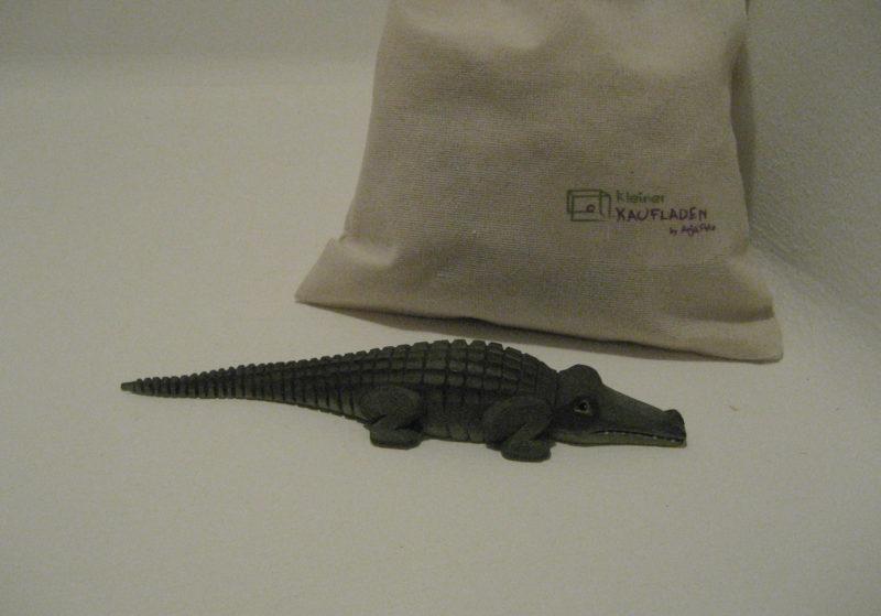 Krokodil klein von Lotte Sievers-Hahn