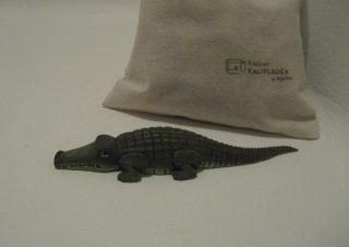 Krokodil groß von Lotte Sievers-Hahn