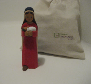 Maria laufend braun