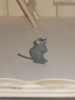 Maus von Lotte Sievers-Hahn