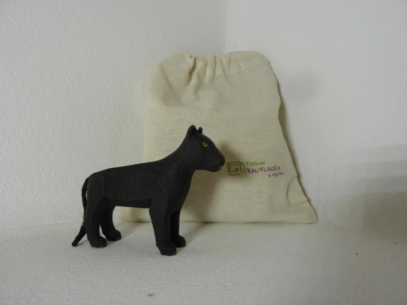 schwarzer Panther von Lotte Sievers-Hahn