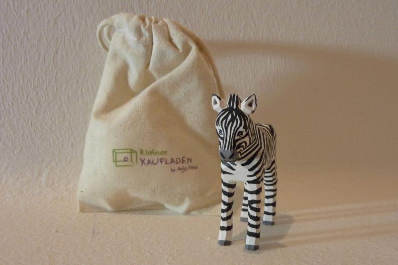 Zebra klein von Lotte Sievers-Hahn